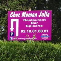 Chez Maman Julia - SAINT LACTENCIN