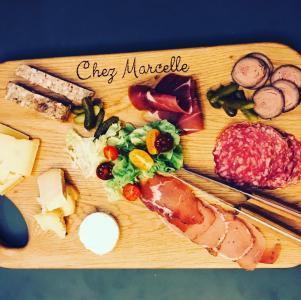 Chez Marcelle - Restaurant - Vannes