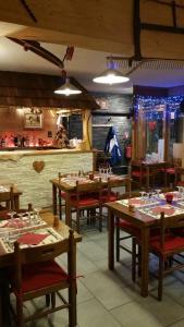 Chez Natacha et Gaël GANA SARL - Restaurant - Allos