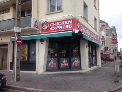 Chicken Express - Restauration rapide - Dijon