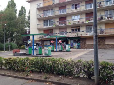 Elan - Station-service - Nantes
