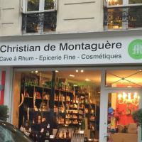 Christian De Montaguere - PARIS
