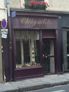 Chrysolite - Achat et vente d'antiquités - Paris