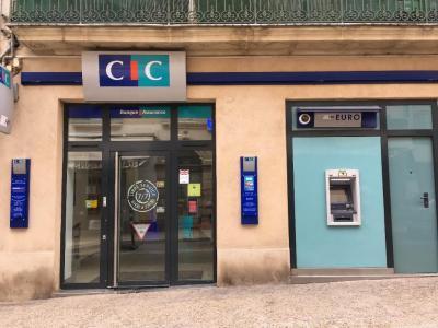 Cic - Banque - Clermont-l'Hérault
