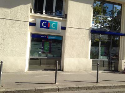 Cic - Banque - Villeurbanne