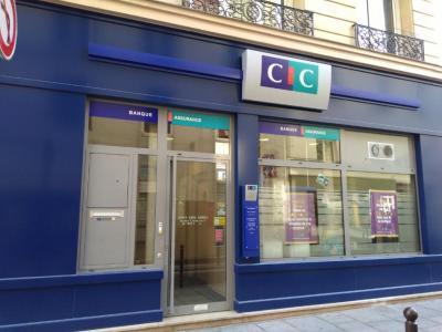 Cic - Banque - Paris