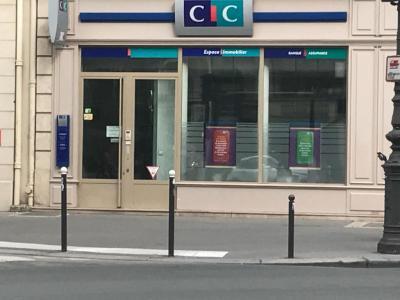 CIC Banque Privée Paris Opéra - Banque - Paris