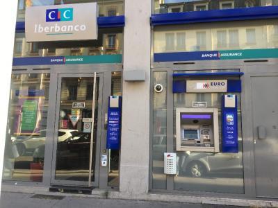 CIC Iberbanco - Banque - Villeurbanne