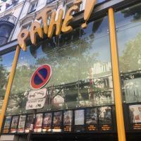 Cinéma Pathé Wepler Côté Avenue - PARIS