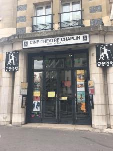 Ciné Théâtre Chaplin Saint Lambert - Cinéma - Paris