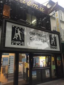 Cinema Chaplin - Cinéma - Paris
