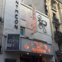 Le Cinéma Du Panthéon - PARIS