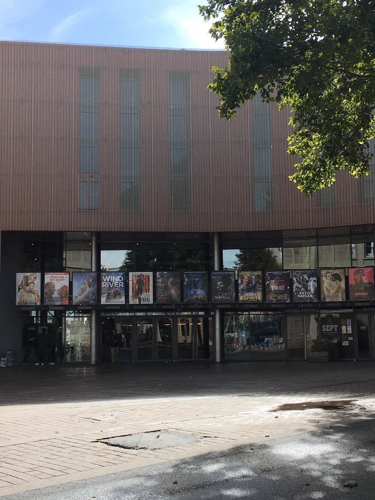 Cinéma Gaumont Amiens - Cinéma (adresse, avis)