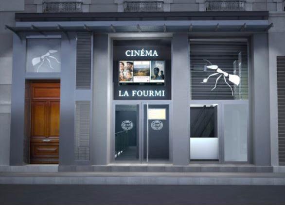 Cinéma la Fourmi Lyon - Cinéma (adresse)