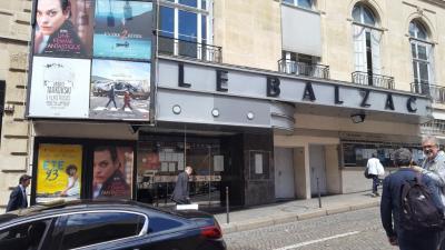 CinEma Le Balzac - Cinéma - Paris