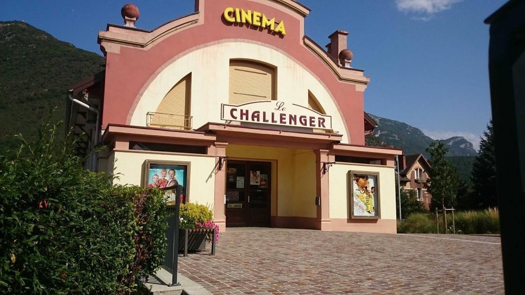 Cinéma Challenger Challes les Eaux - Cinéma (adresse, avis)