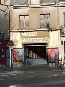 Le Concorde - Cinéma - Nantes