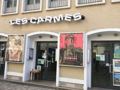 Les Carmelites - Cinéma - Orléans