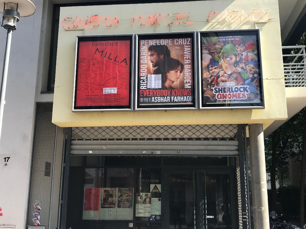 Cinéma Marcel Pagnol Malakoff - Cinéma (adresse)
