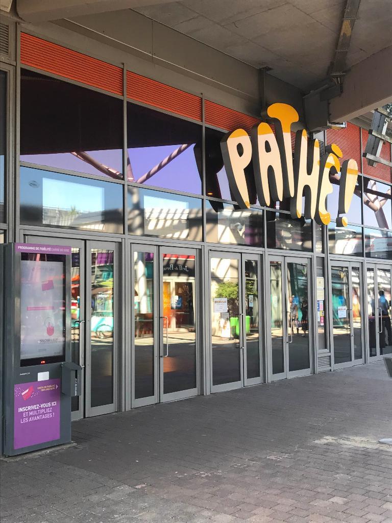 Cinéma Pathé Carré de Soie Vaulx en Velin - Cinéma (adresse, avis)