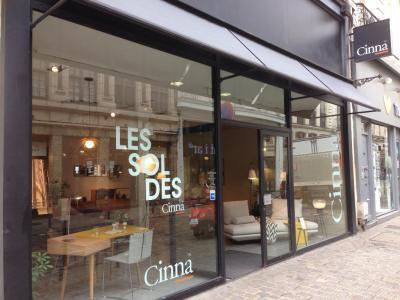 Cinna - Magasin de meubles - Lille