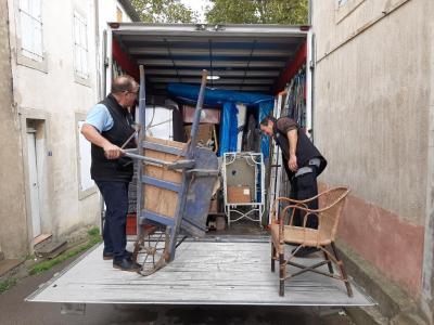 Cité Transports Déménagements Martinez - Transport routier - Narbonne