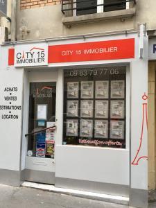 City 15 Immobilier - Agence immobilière - Paris