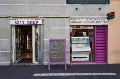 SAS City Shop - Alimentation générale - Montpellier