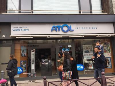 Atol les Opticiens - Opticien - Lille