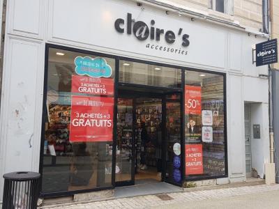 Claire's - Bijouterie fantaisie - Niort