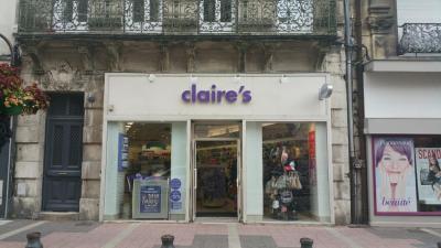 Claire's France - Bijouterie fantaisie - Agen