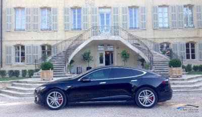 Class eDriver - Location d'automobiles avec chauffeur - Aix-en-Provence
