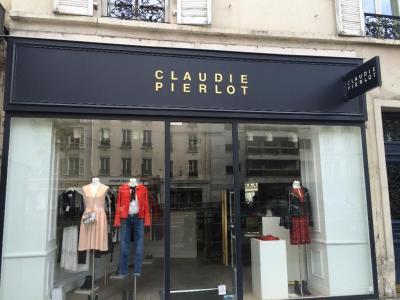 Claudie Pierlot - Vêtements femme - Paris