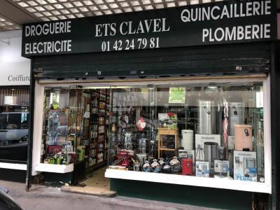 Clavel Régis - Droguerie - Paris
