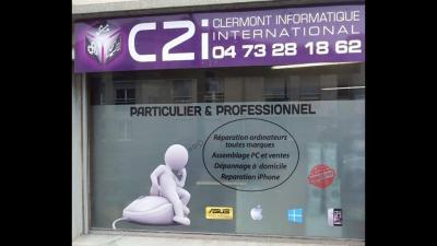 Clermont Informatique International - Assistance informatique à domicile - Clermont-Ferrand
