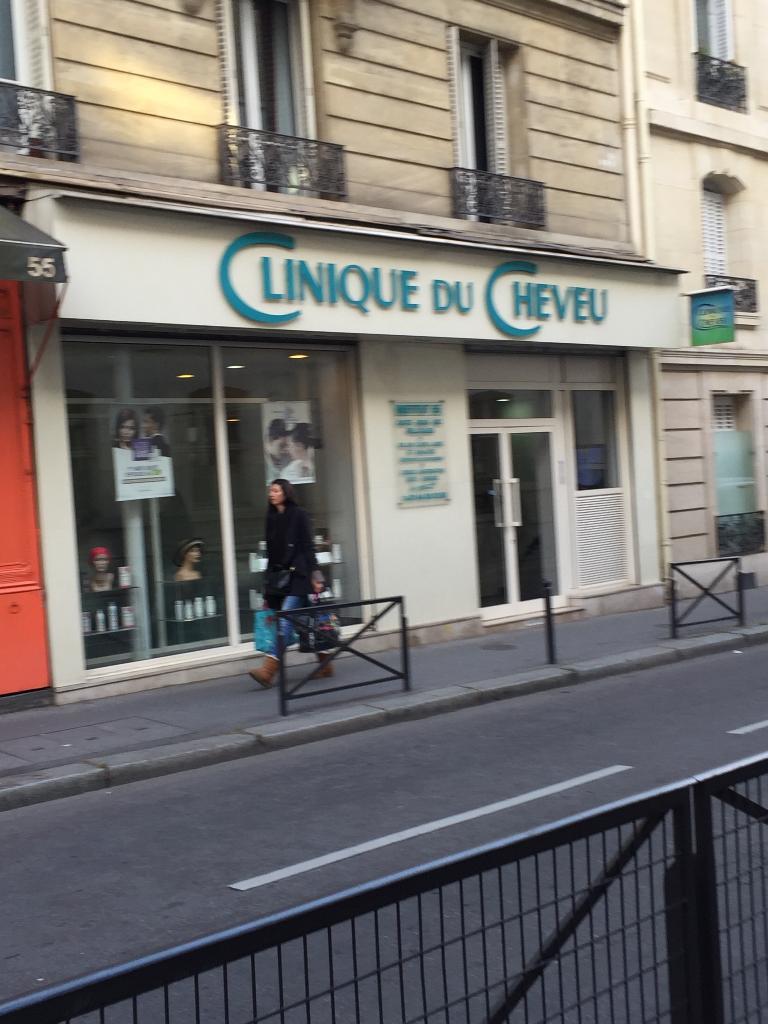 Clinique Du Cheveu Paris Soins Des Cheveux Adresse