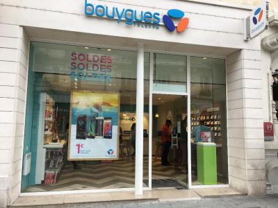 Club Bouygues Telecom - Lieu - Orléans