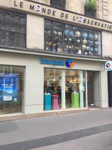 Bouygues Telecom (club) - Lieu - Paris