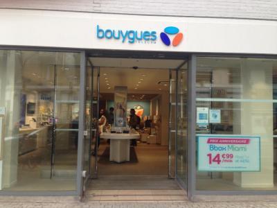 Bouygues Telecom (club) - Vente de téléphonie - Boulogne-Billancourt