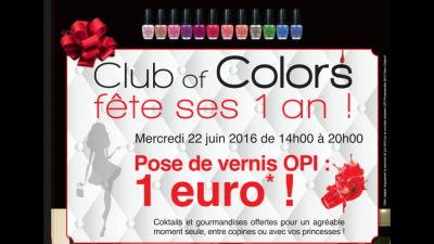Club of Colors - Manucure - Saint-Maur-des-Fossés