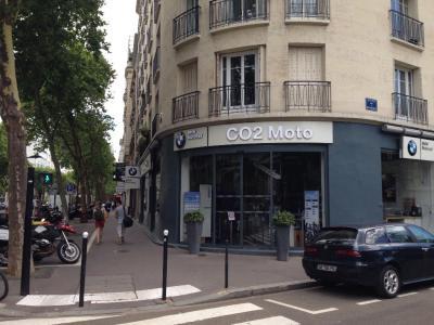 CO2 Moto - Agent concessionnaire motos et scooters - Boulogne-Billancourt