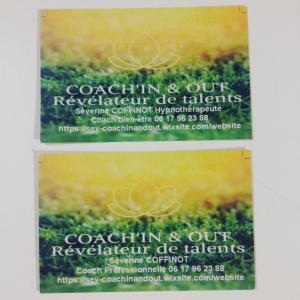 Coach'in & Out Severine Coffinot - Coaching de vie - Saint-Maur-des-Fossés