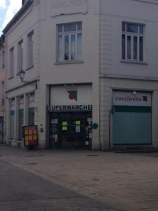 Coccinelle Supermarché - Supermarché, hypermarché - Langres