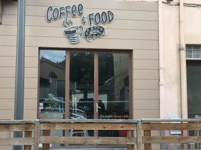 Coffee And Food - Restaurant - Lyon