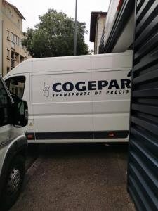 Cogepart Internationale - Transport - logistique - Lyon