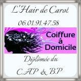 L'Hair de Carol - Coiffeur à domicile - Brive-la-Gaillarde