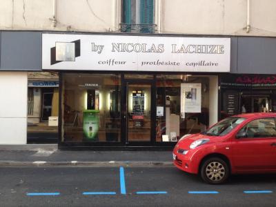 Coiffure By Nicolas Lachize - Coiffeur - Rive-de-Gier