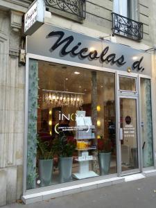Nicolas D - Coiffeur - Paris