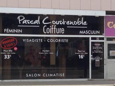 Coiffure Pascal Coustenoble - Coiffeur - Lille