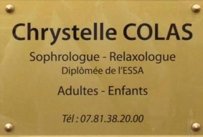 Colas Chrystelle Sophrologue - Sophrologie - Saint-Germain-en-Laye